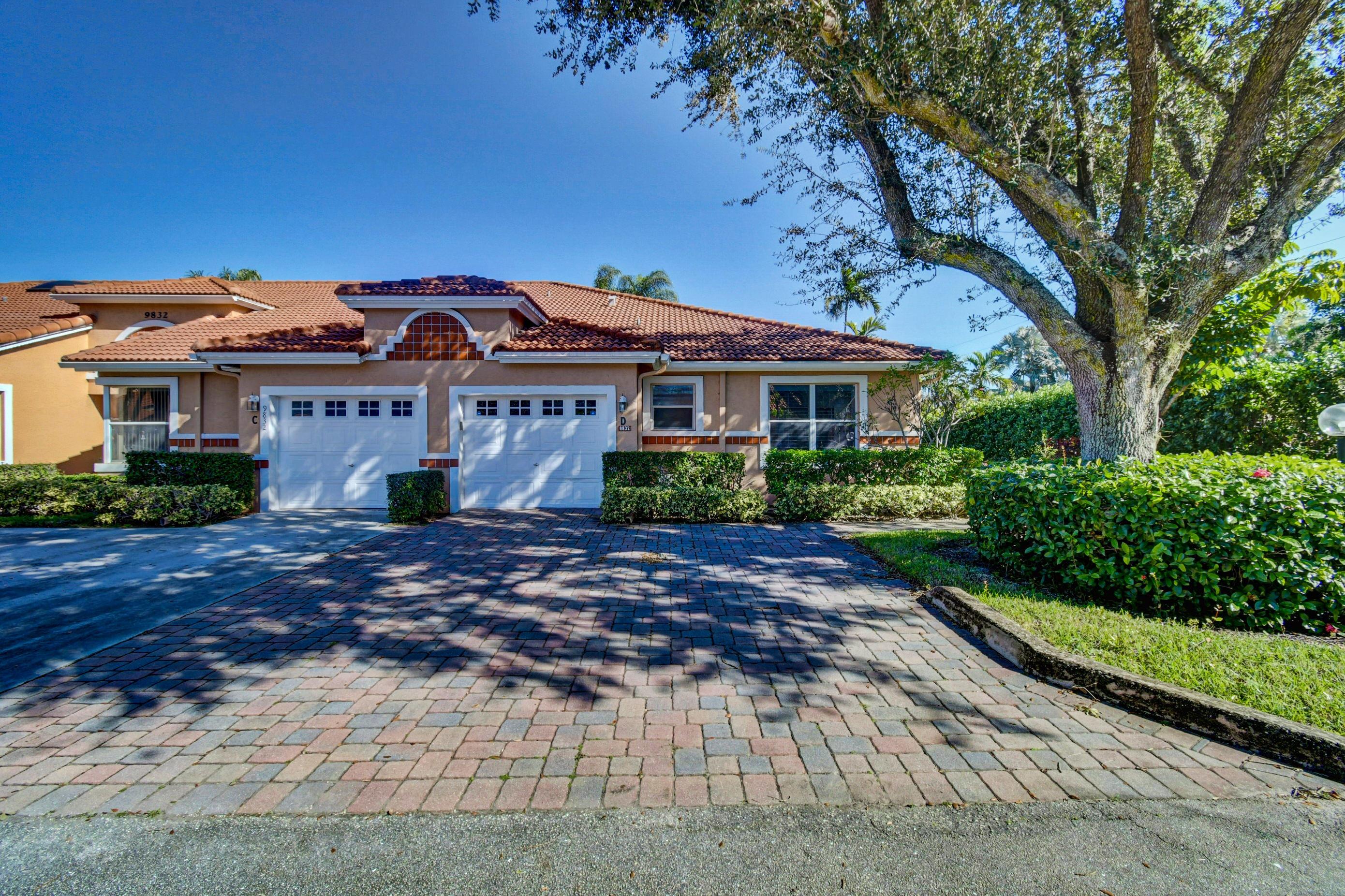Photo of 9832 Summerbrook Terrace #D, Boynton Beach, FL 33437