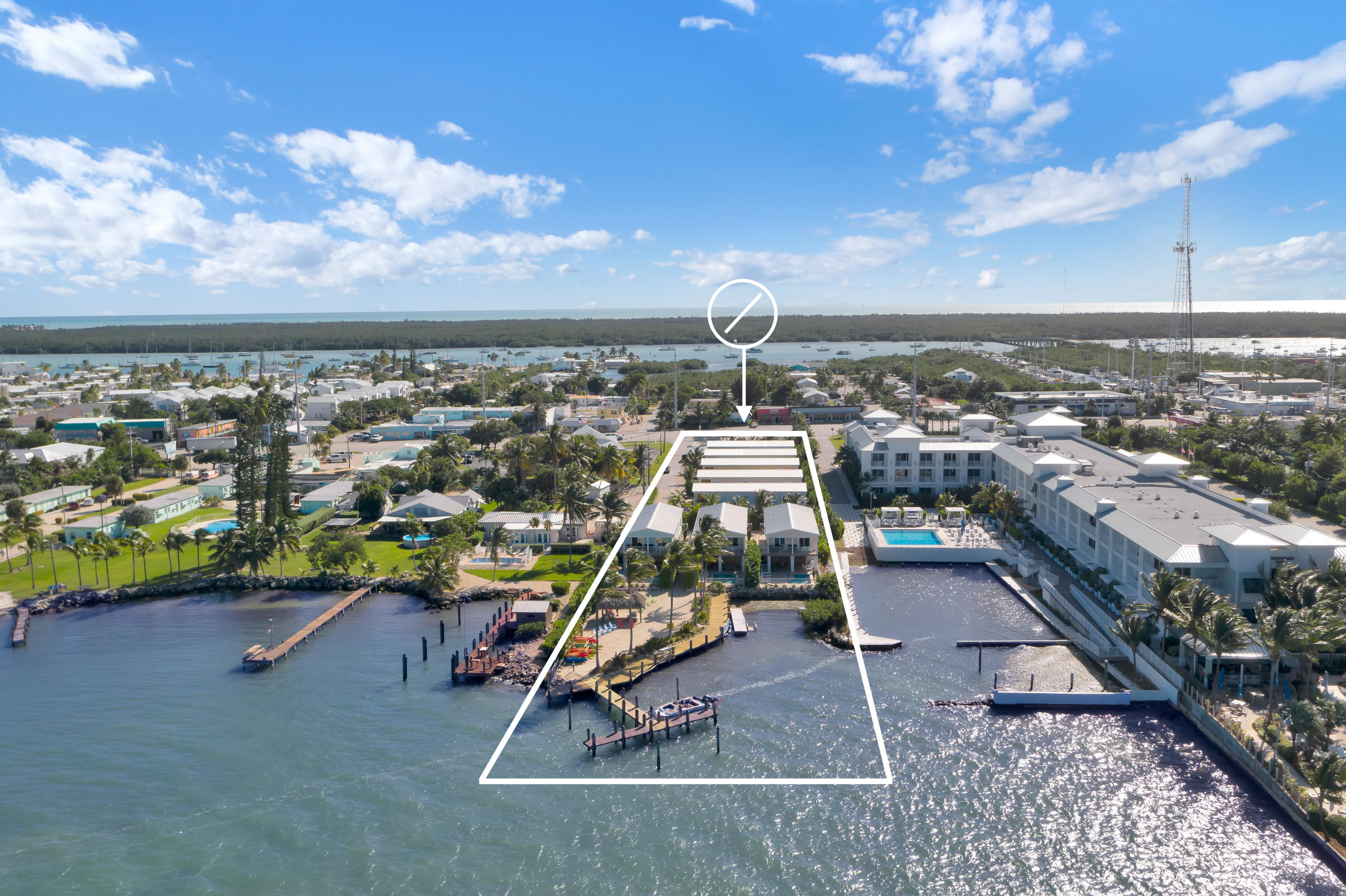 Property for sale at 2264 Overseas Hwy #1-8, Marathon,  Florida 33050