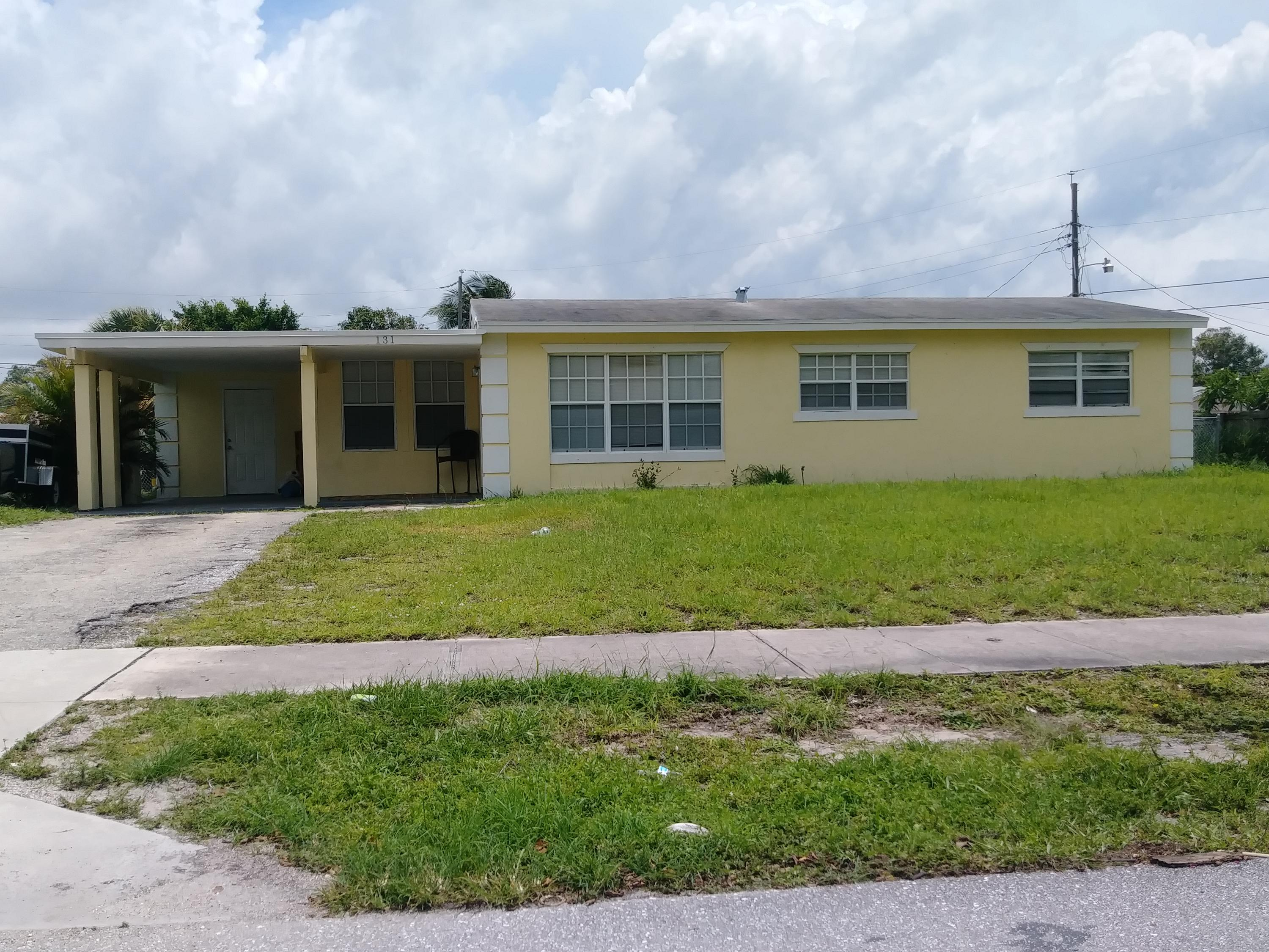 131 15th Avenue, Boynton Beach, Florida 33435, 3 Bedrooms Bedrooms, ,1 BathroomBathrooms,Rental,For Rent,15th,RX-10676372