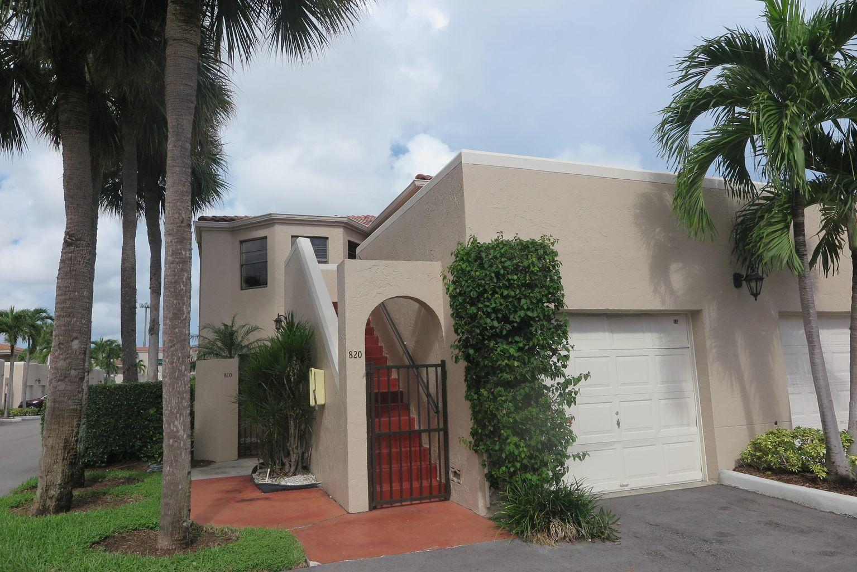 6622 Villa Sonrisa Drive UNIT #820 Boca Raton, FL 33433