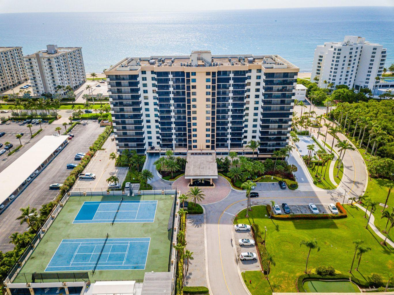 Photo of 3400 S Ocean Boulevard #12l, Highland Beach, FL 33487