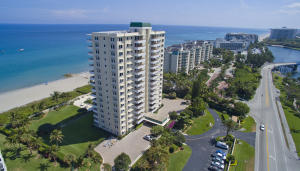 IDEALLY SITUATED ADJOINING THE BOCA BEACH CLUB ON THE SAND!