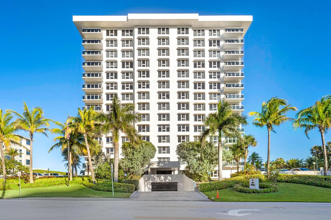 2066 N Ocean Boulevard Unit 8nw Boca Raton, FL 33431