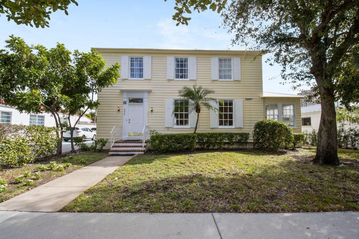 West Palm Beach Mansion