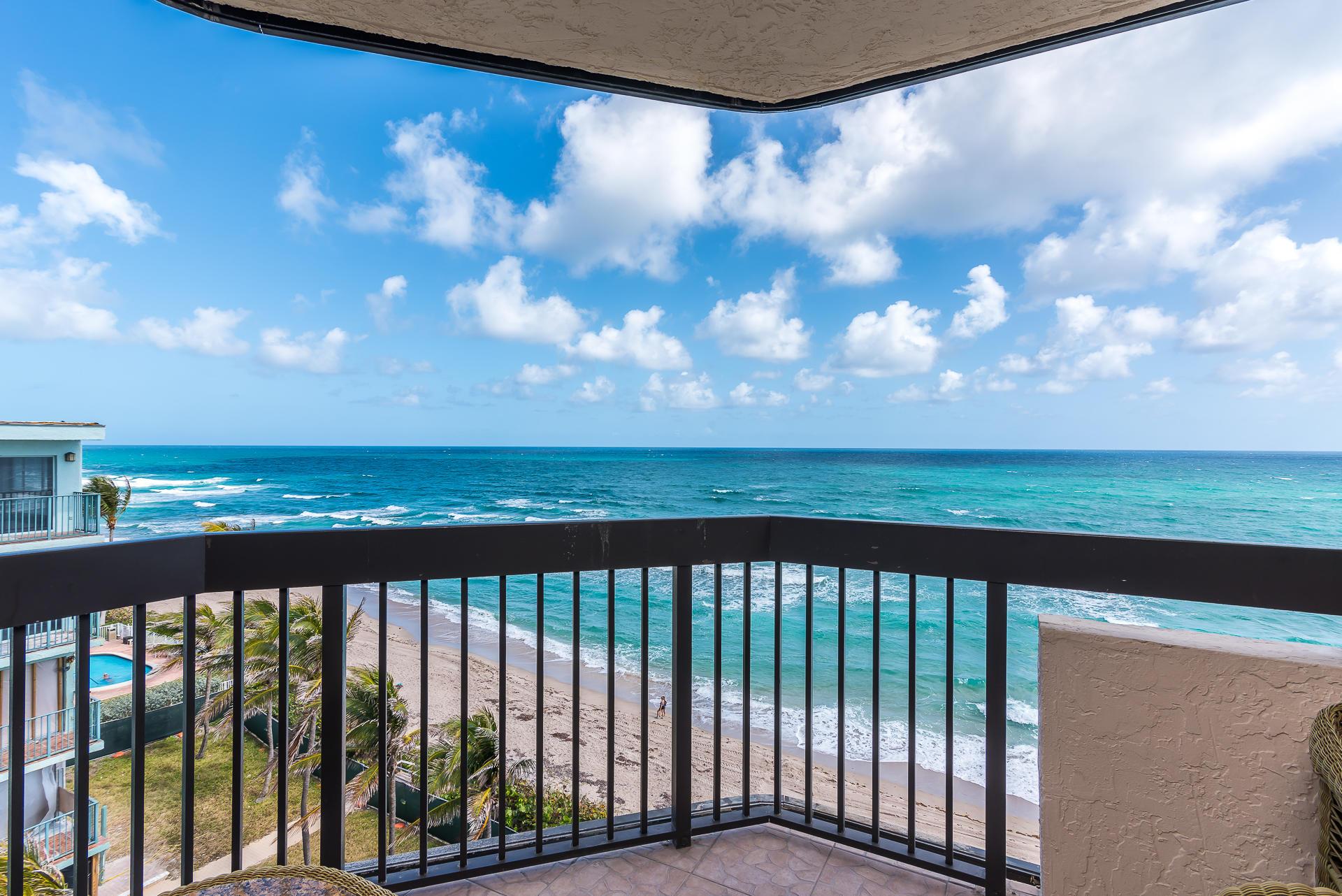 Home for sale in Hillsboro Ocean Club Cond Hillsboro Beach Florida