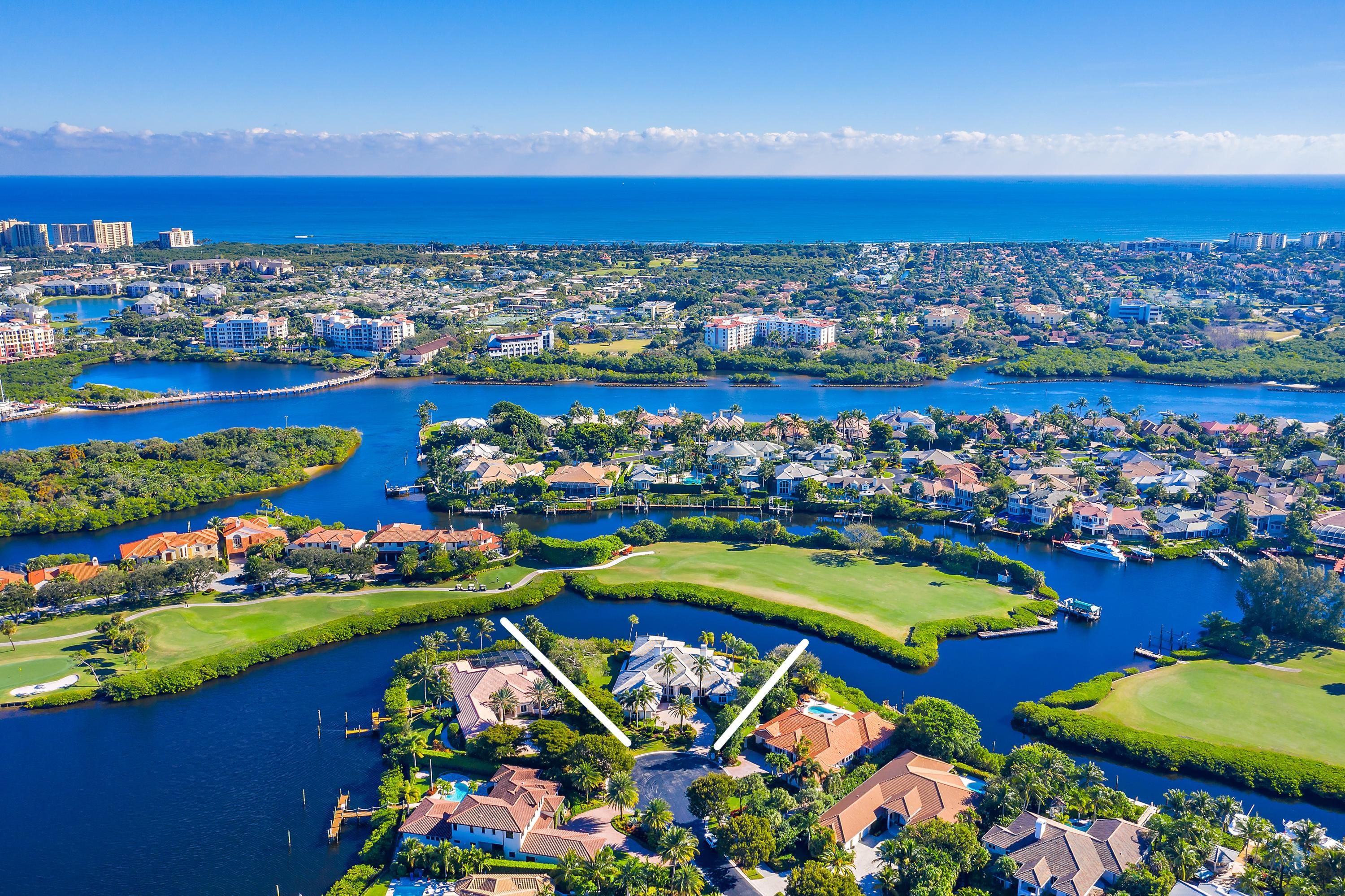 Home for sale in Jonathan's Island At Jonathan's Landing Jupiter Florida