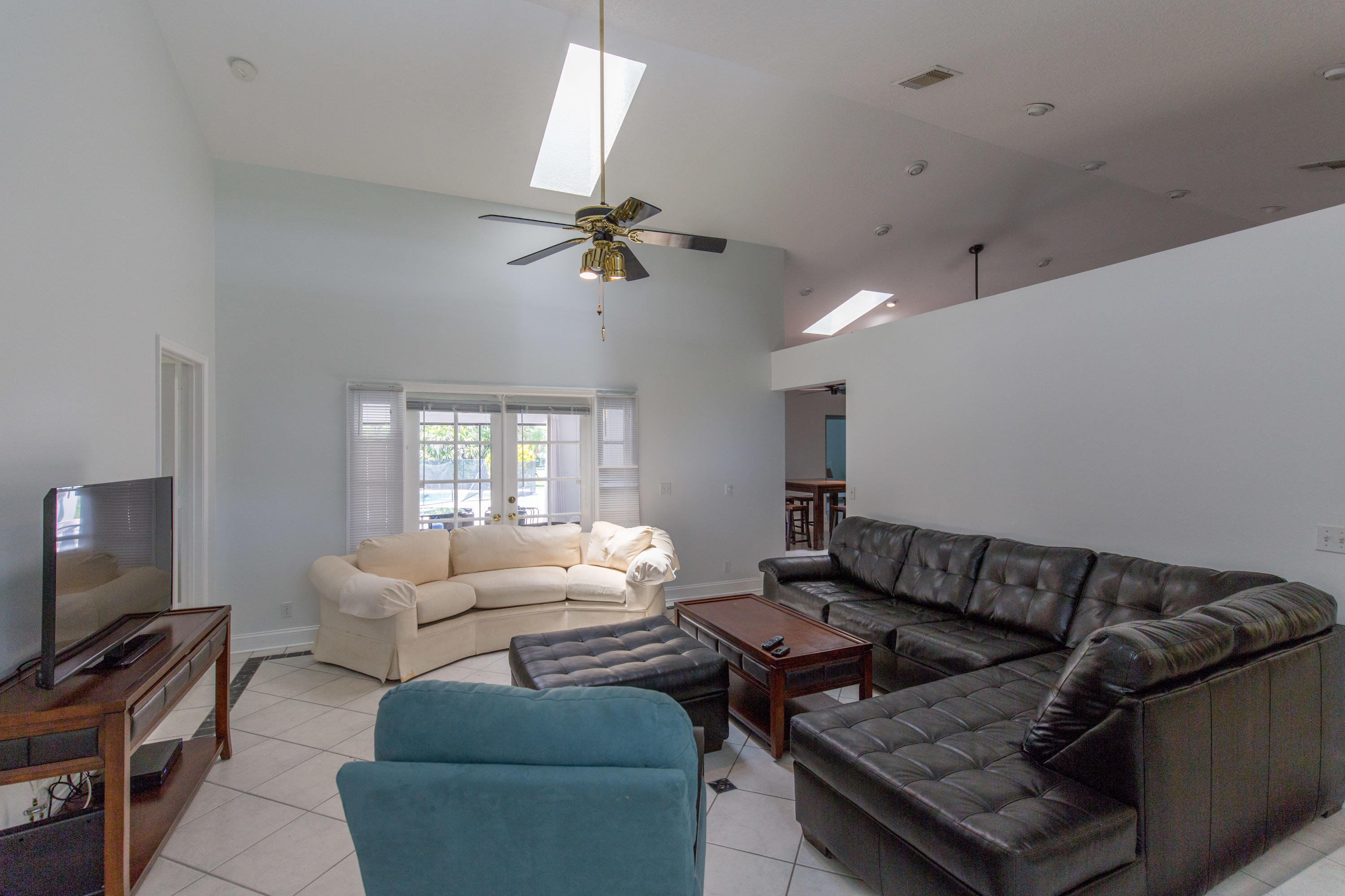 Living Area and Patio