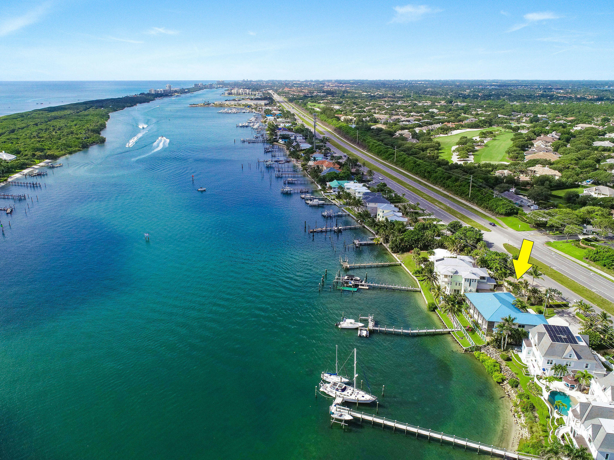 Property for sale at 17713 SE Federal Highway, Tequesta,  Florida 33469