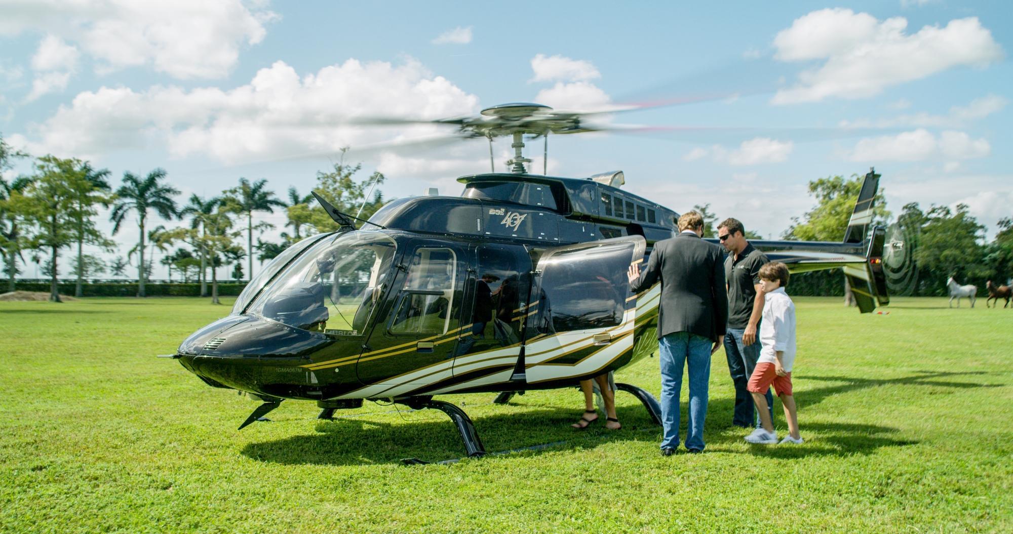 FAA Registered Heliport