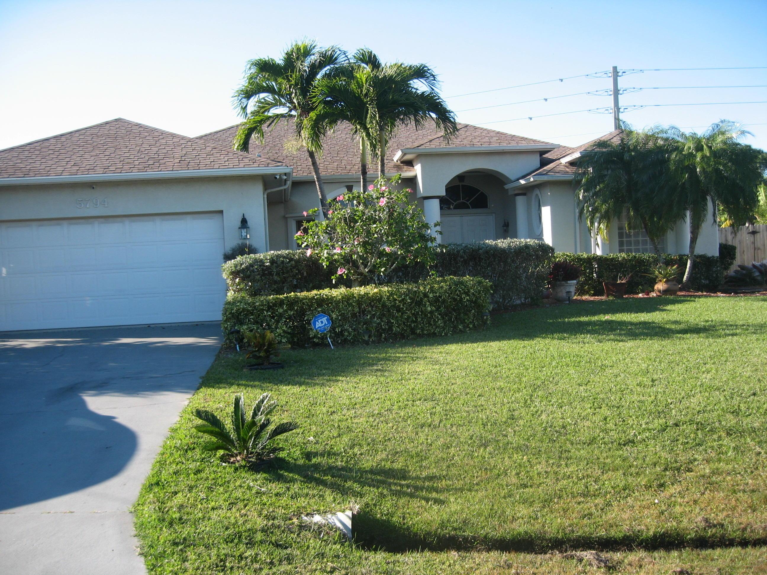 Details for 5794 Zinnia Street Nw, Port Saint Lucie, FL 34986