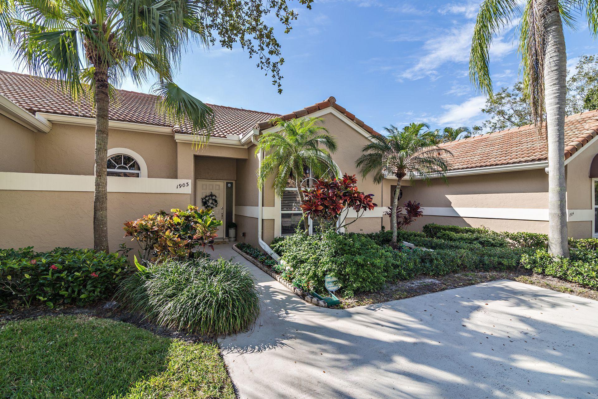 1903 Rosewood Way  Palm Beach Gardens FL 33418
