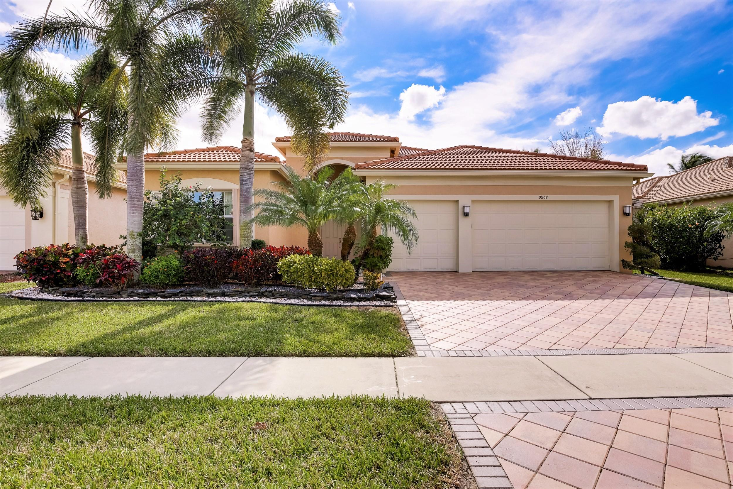 9808 Bluefield Drive  Boynton Beach FL 33473
