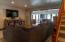 Angle view Living Room