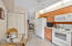 Kitchen featuring pantry