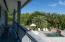 Balcony angle view