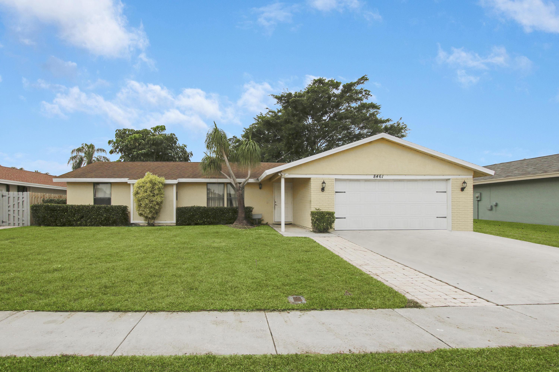 8461 Raymond Drive  Boynton Beach FL 33472