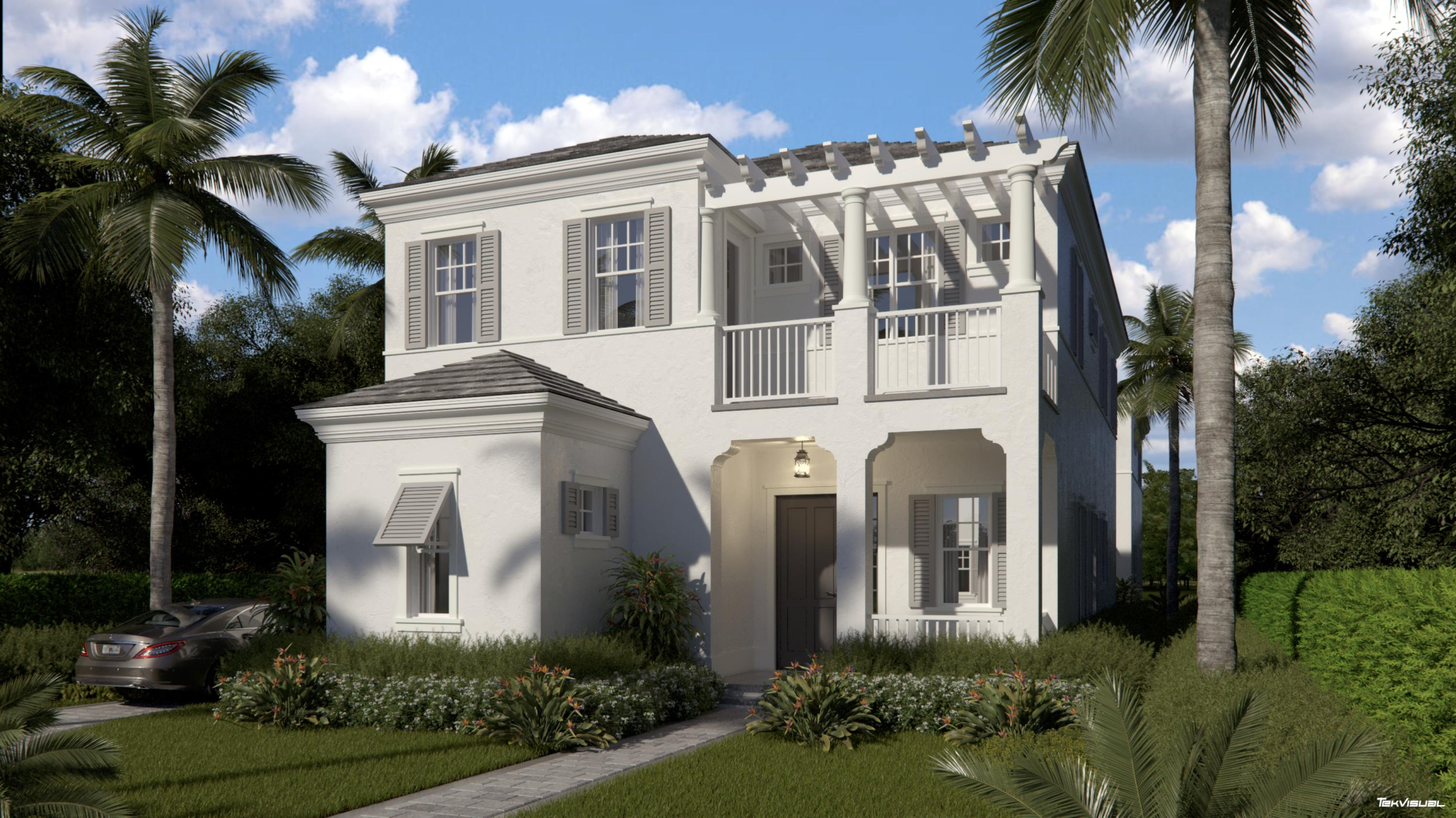 713 LAKE AVENUE_FRONT VIEW Rendering