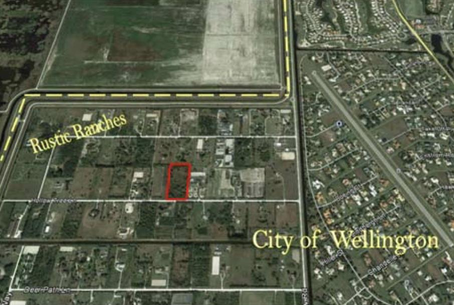 Wellington, Florida 33470, ,Land/docks,For Sale,Hollow Tree,RX-10686171