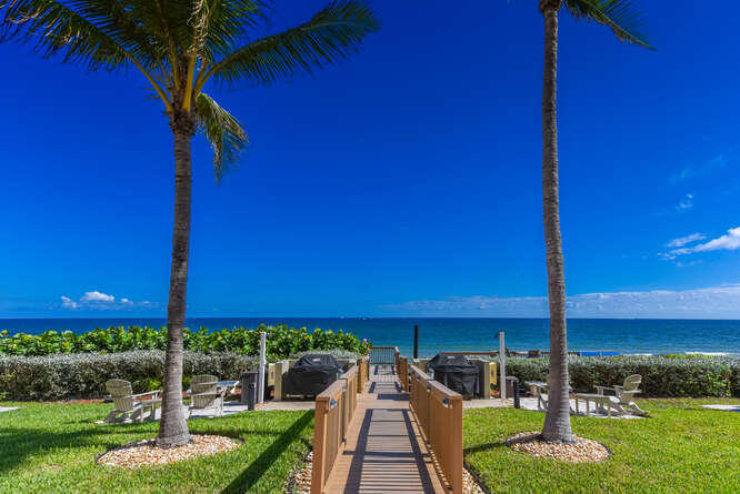 Home for sale in OPAL TOWERS CONDO Hillsboro Beach Florida