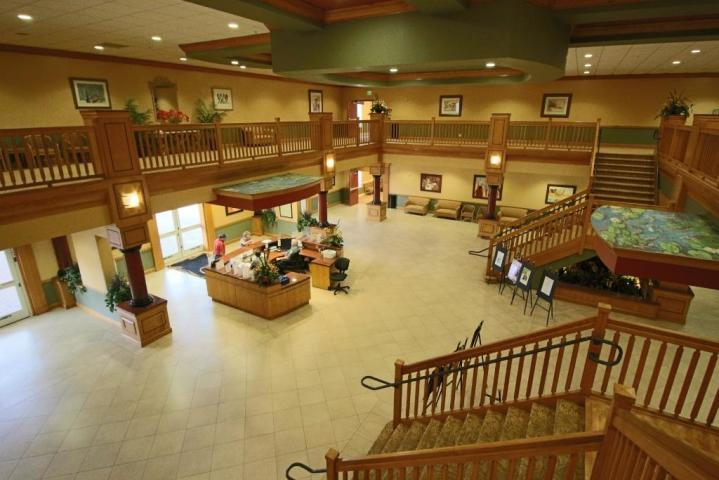 CENTURY VILLAGE INSIDE OF CLUBHOUSE - Co