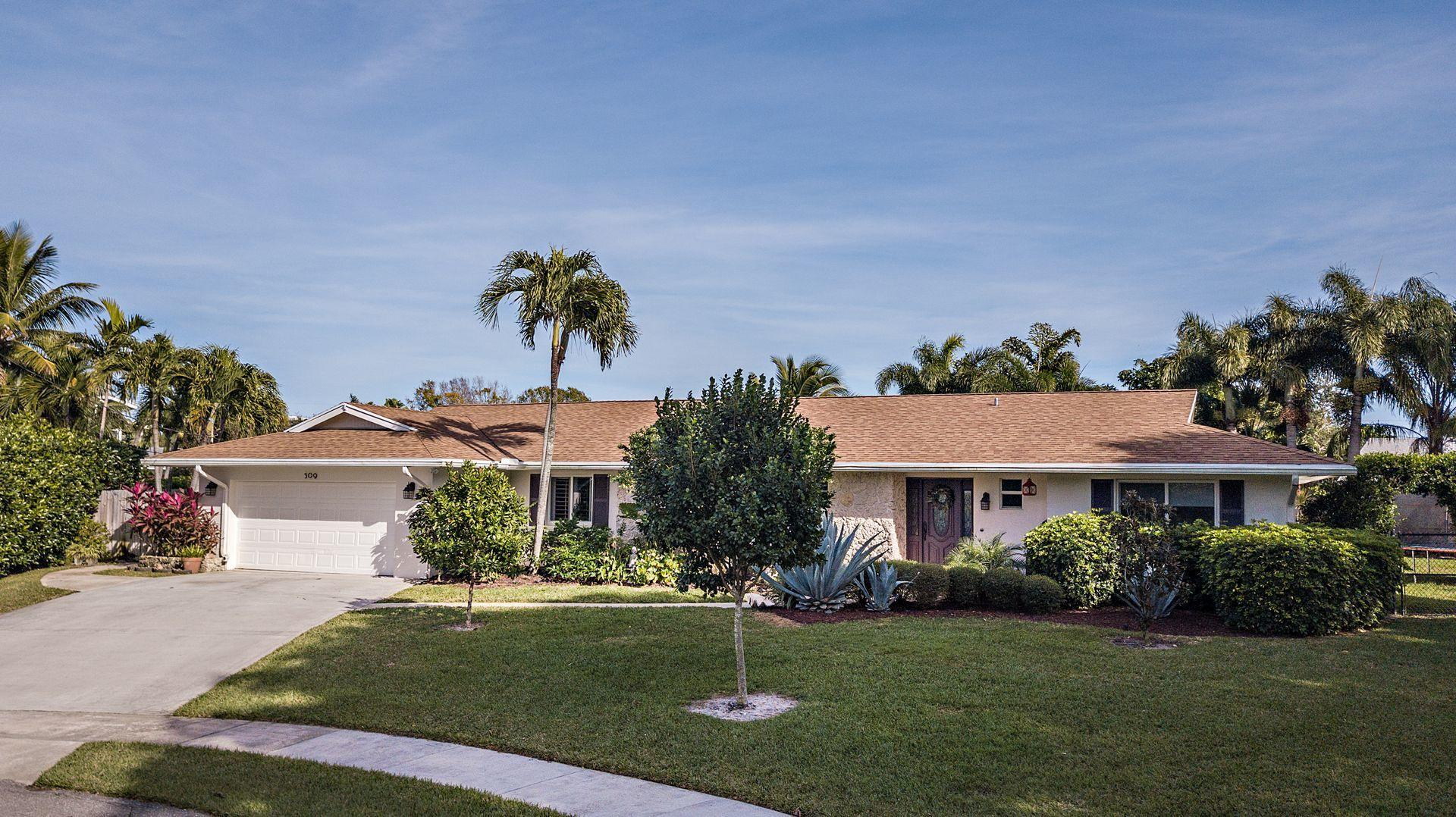 Home for sale in Golf Course Add To Village Of North Palm Beach North Palm Beach Florida