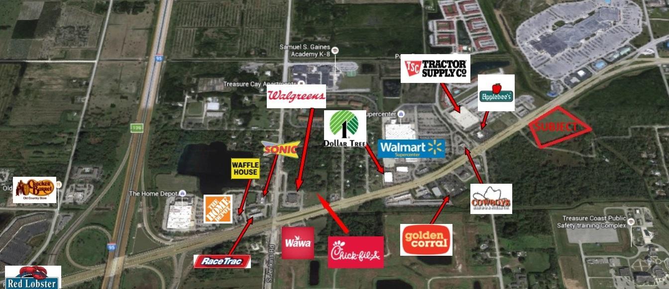 Details for 0 Okeechobee Road, Fort Pierce, FL 34981