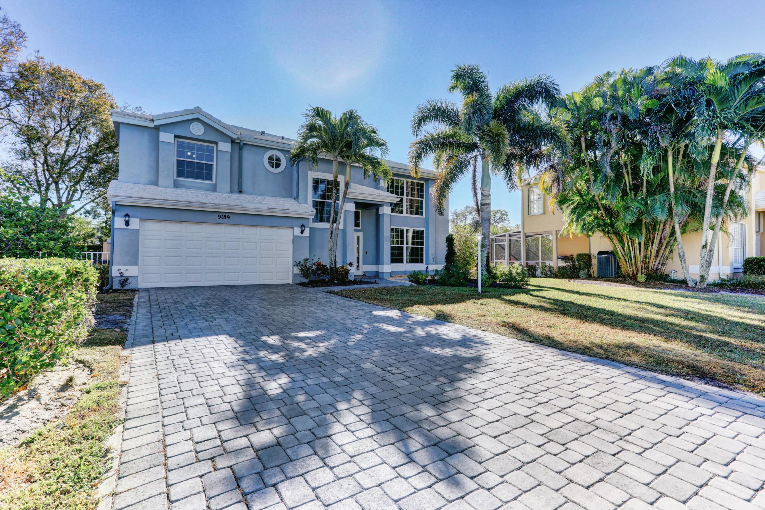 Home for sale in North Passage Tequesta Florida