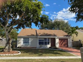 Home for sale in Countrywood/ Country Lakes West Lake Worth Florida