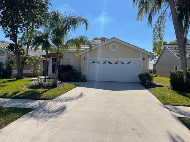 Home for sale in FAIRFIELDS LACUNA 3 Lake Worth Florida