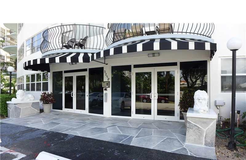 Front Building Entrance