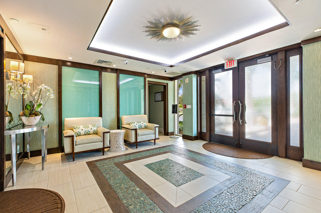 Ocean Club Lobby