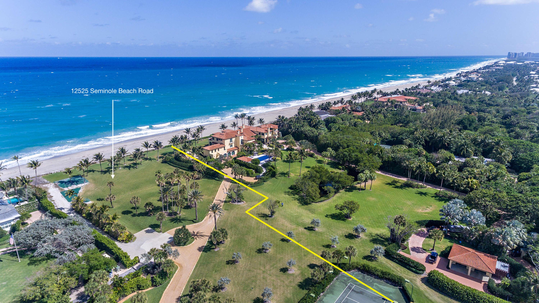 Details for 12525 Seminole Beach Road, North Palm Beach, FL 33408