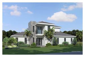 Brand New Construction Rendering