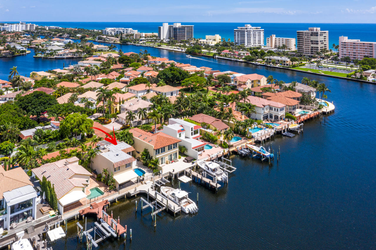 Home for sale in Pelican Harbor Delray Beach Florida