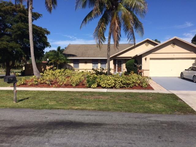Home for sale in Clover Bend Boynton Beach Florida