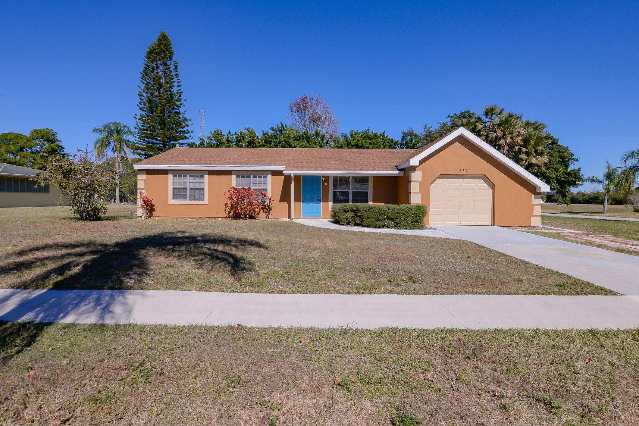 Home for sale in PORT ST LUCIE SECTION 45 Port Saint Lucie Florida
