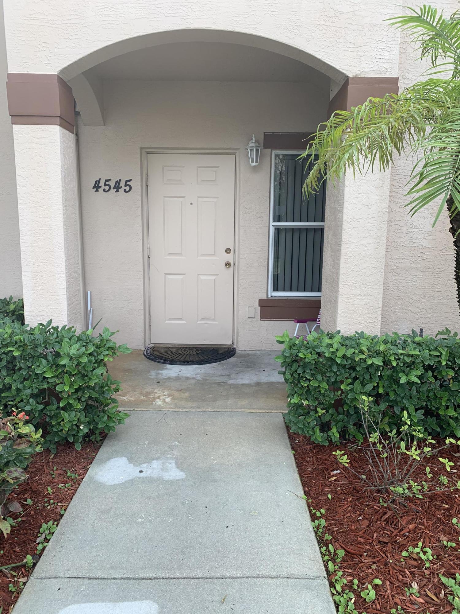 4545 Oak Terrace Drive #4545 - 33463 - FL - Greenacres