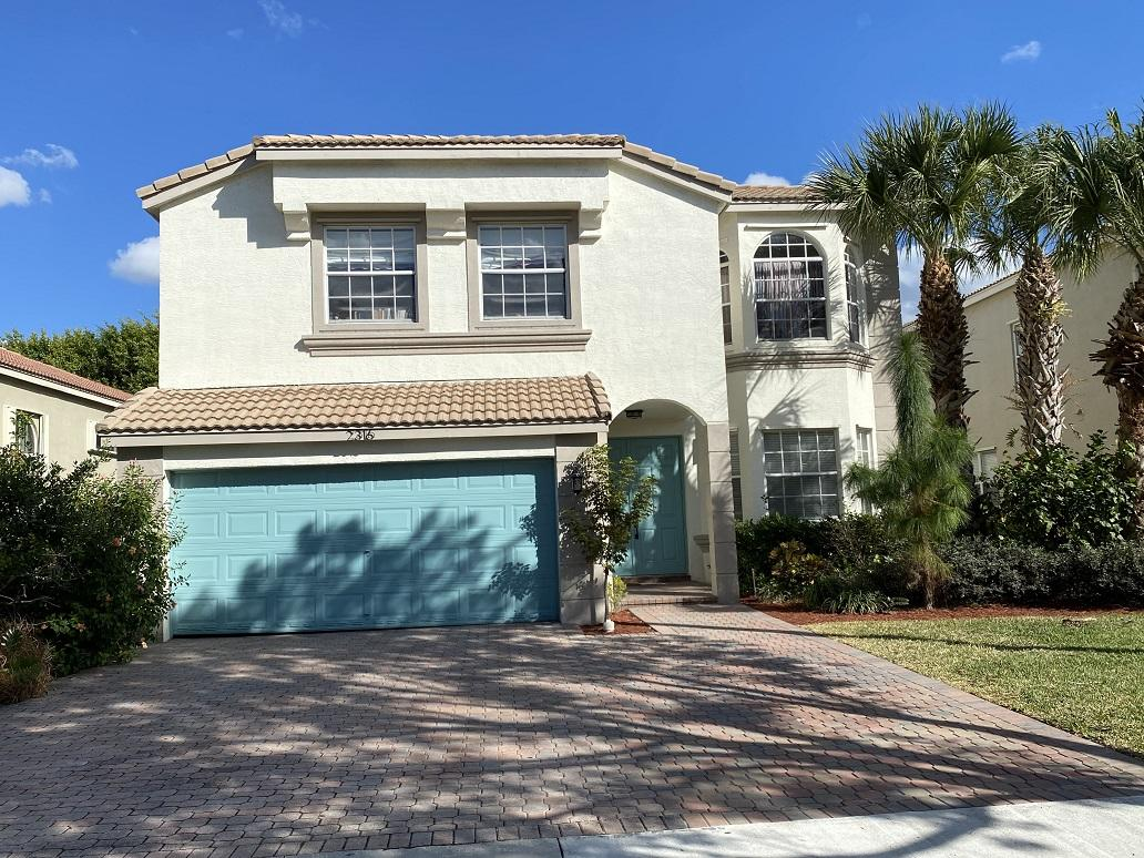 2316 Waburton Terrace Wellington, FL 33414