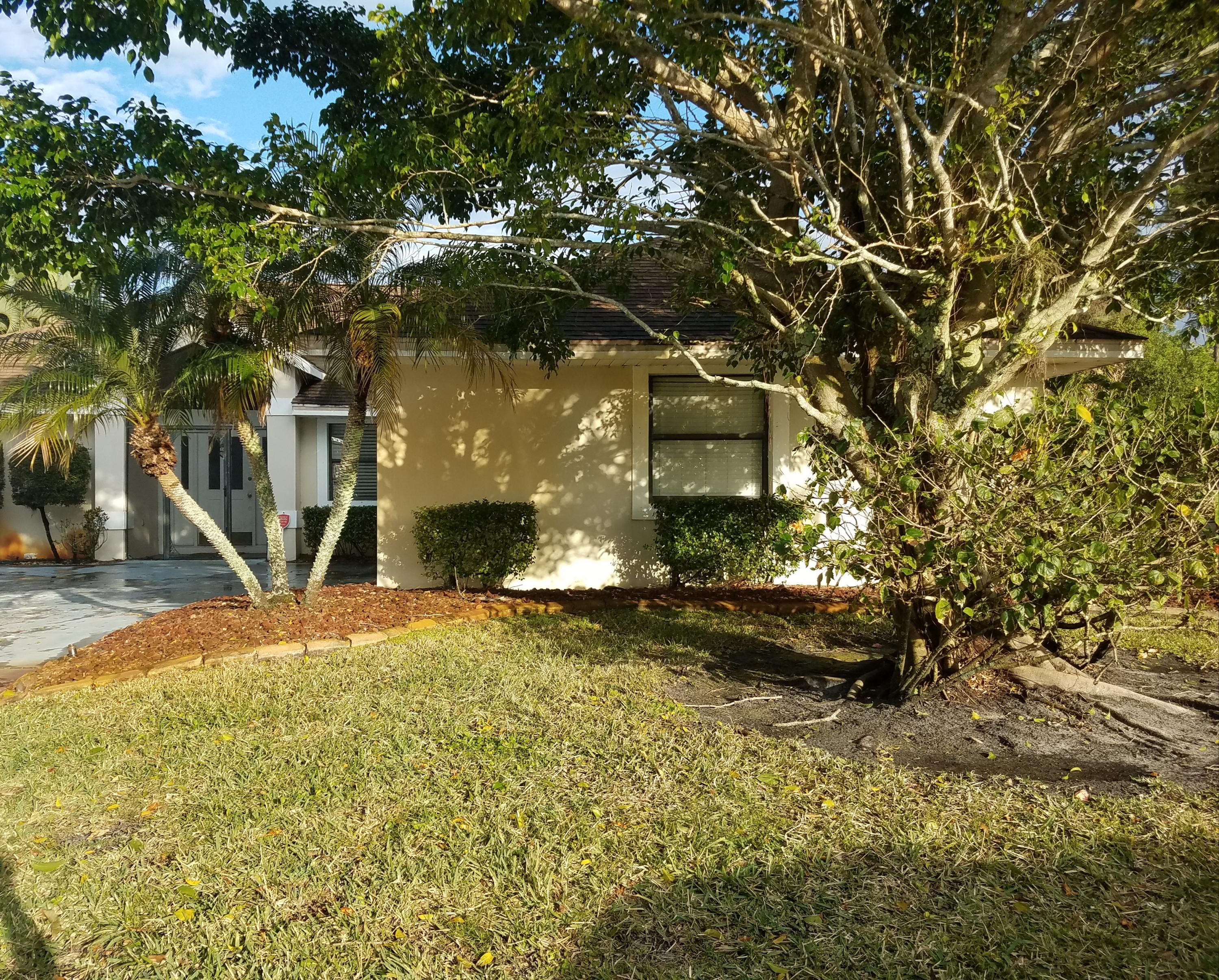 Home for sale in Hunter's Creek Palm City Florida