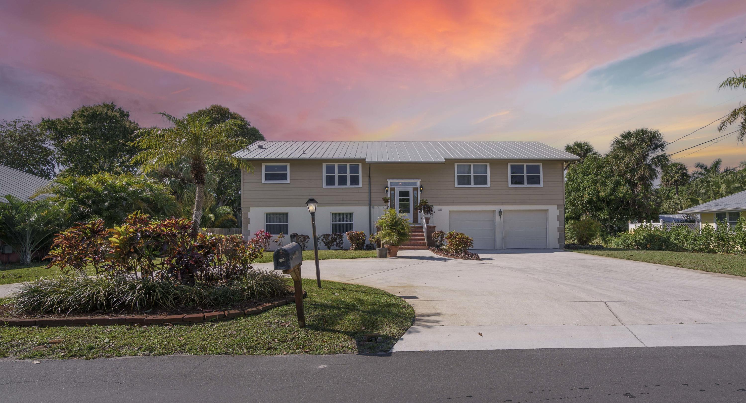 Home for sale in ST LUCIE ESTATES SUBDIVISION SECTION FOUR Stuart Florida