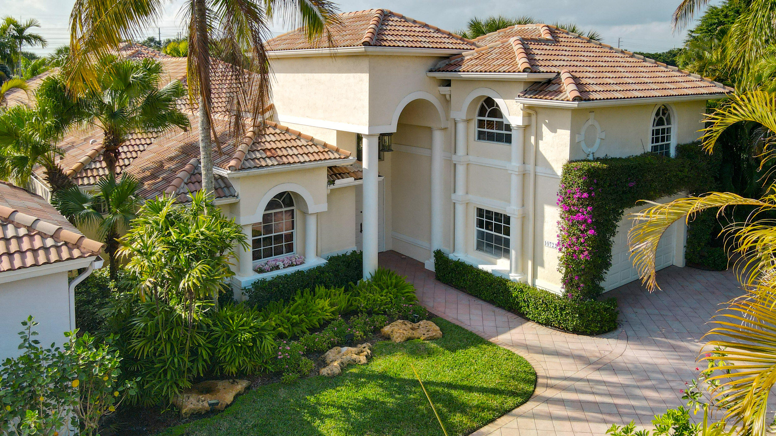 Home for sale in Wycliffe - Greenbriar Lake Worth Florida
