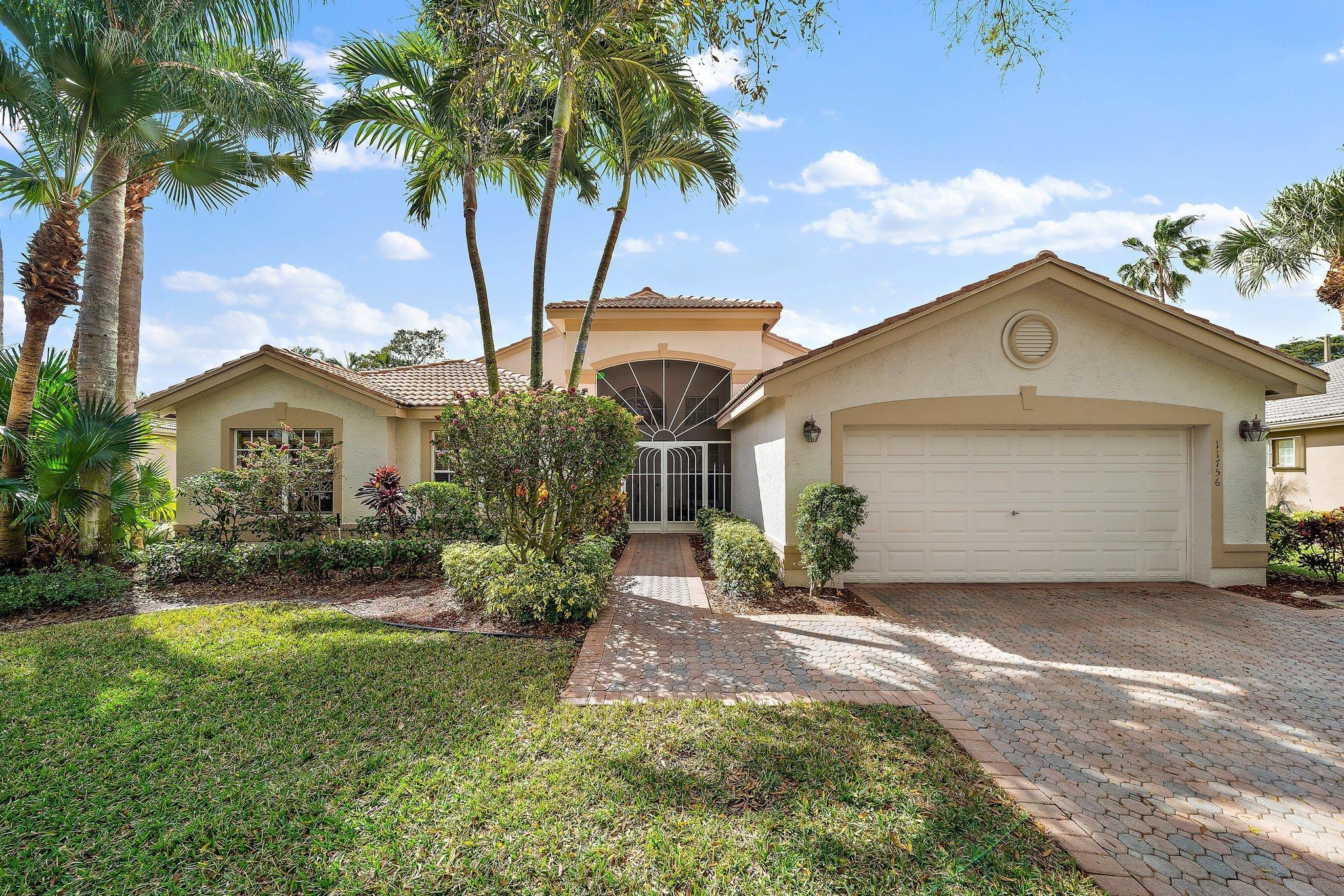 11756 Cardenas Boulevard  Boynton Beach FL 33437