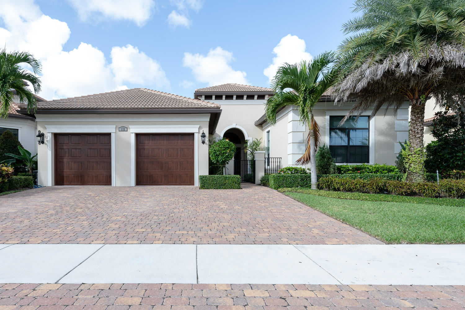 Home for sale in Gardenia Isles Palm Beach Gardens Florida