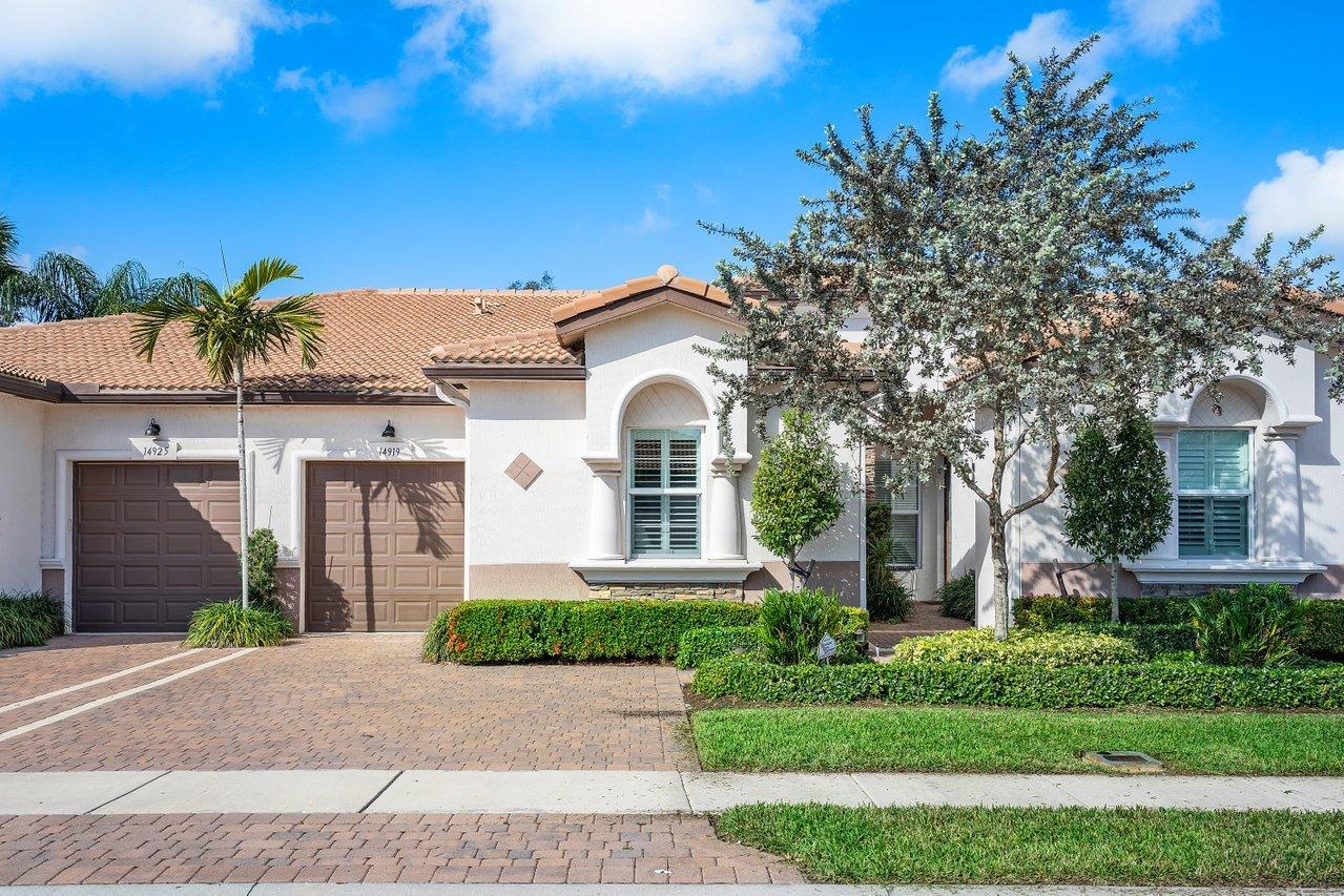 Home for sale in Villaggio Reserve Delray Beach Florida