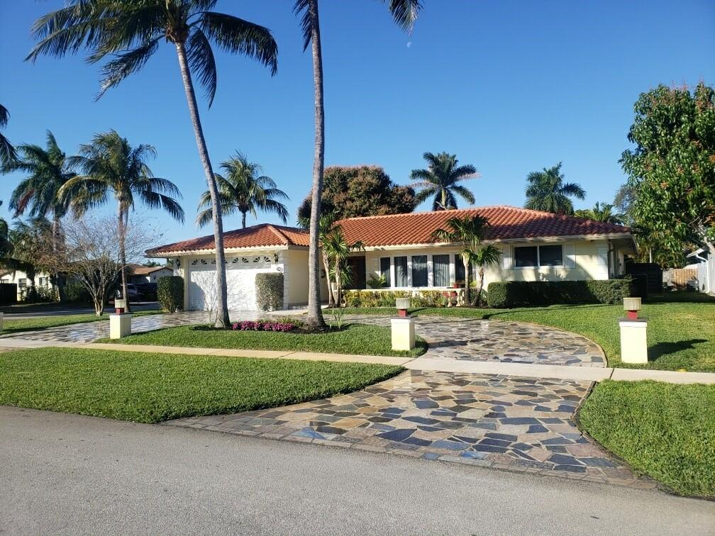 Home for sale in HOLLYWOOD HILLS AMEN PLAT 6-31 B Hollywood Florida