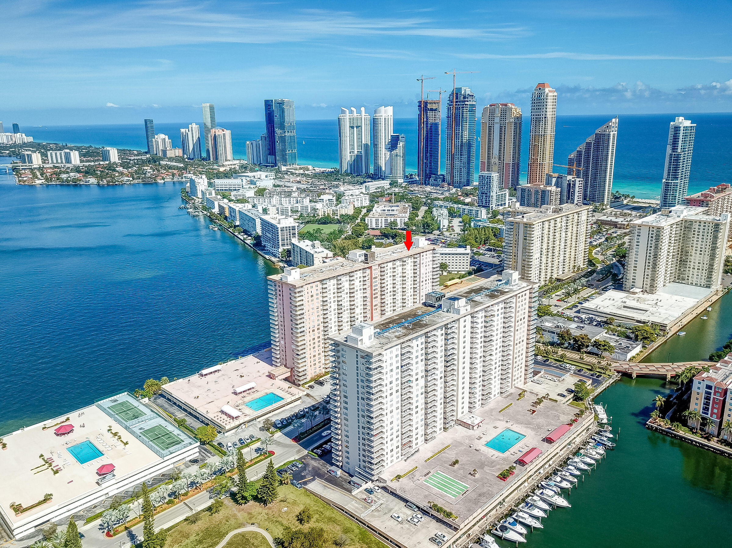 Home for sale in WINSTON TOWERS 200 Sunny Isles Beach Florida