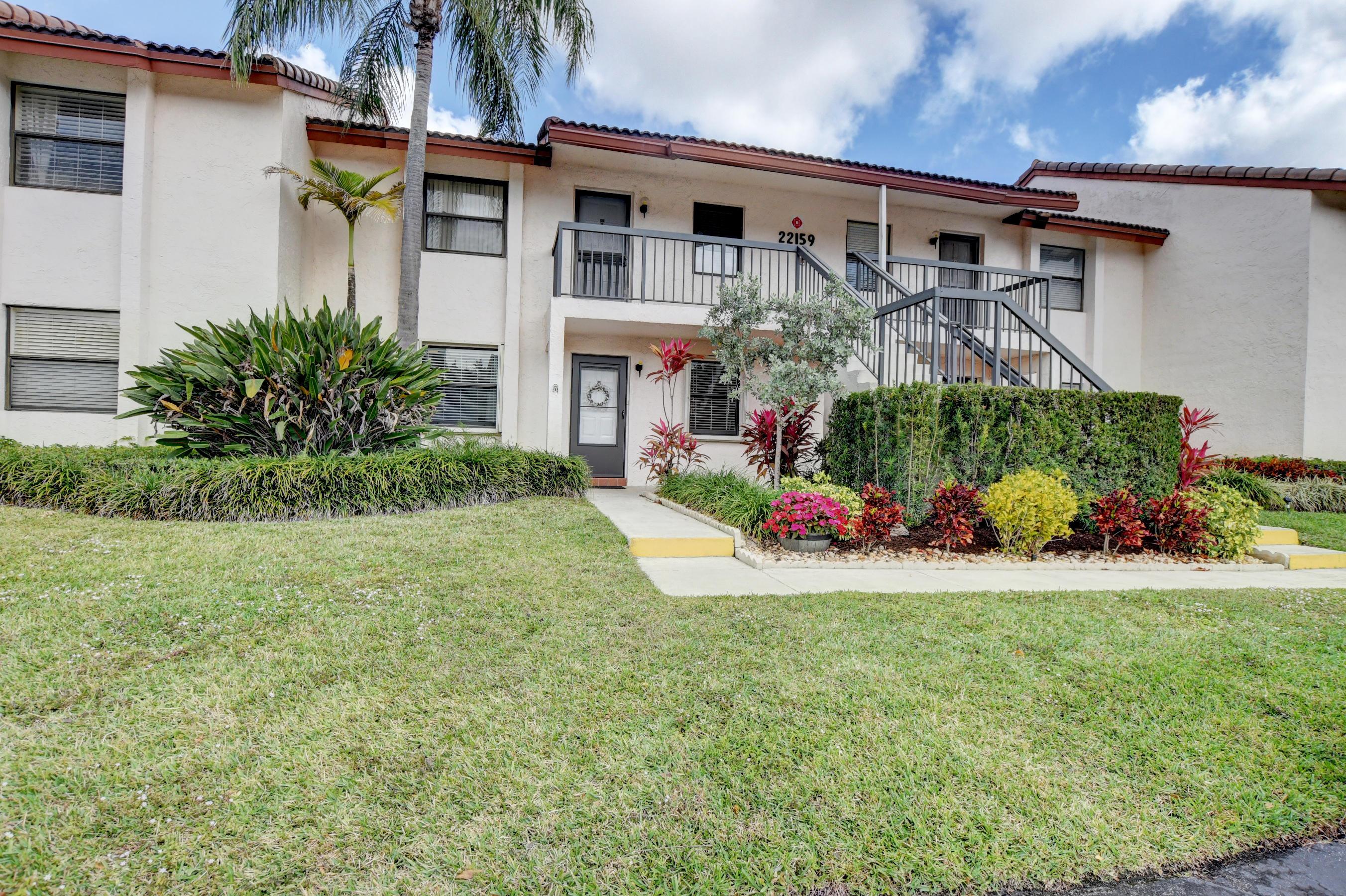 Home for sale in BOCA PALMS CONDO I THRU IV Boca Raton Florida