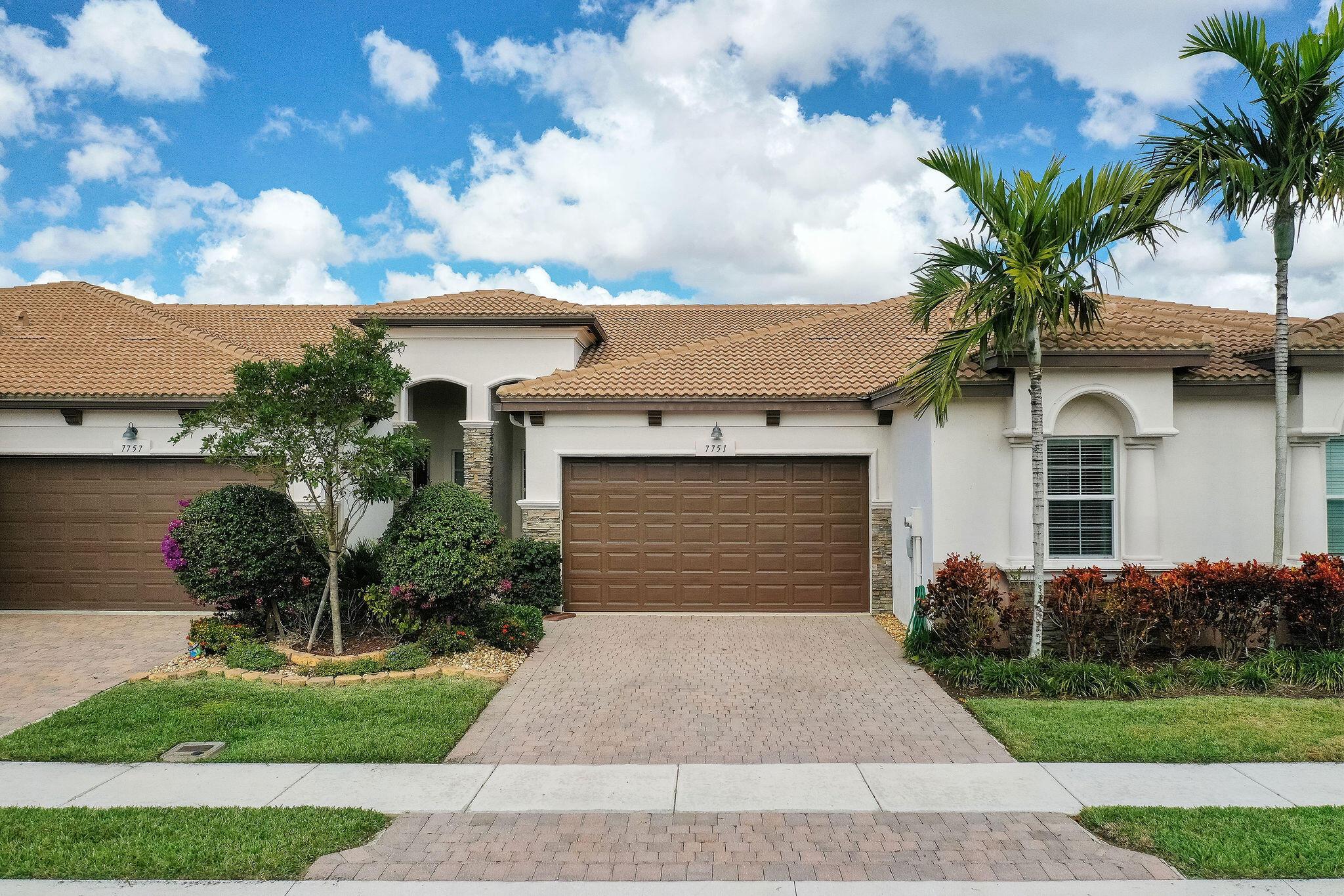 Home for sale in Villaggio Isles Delray Beach Florida