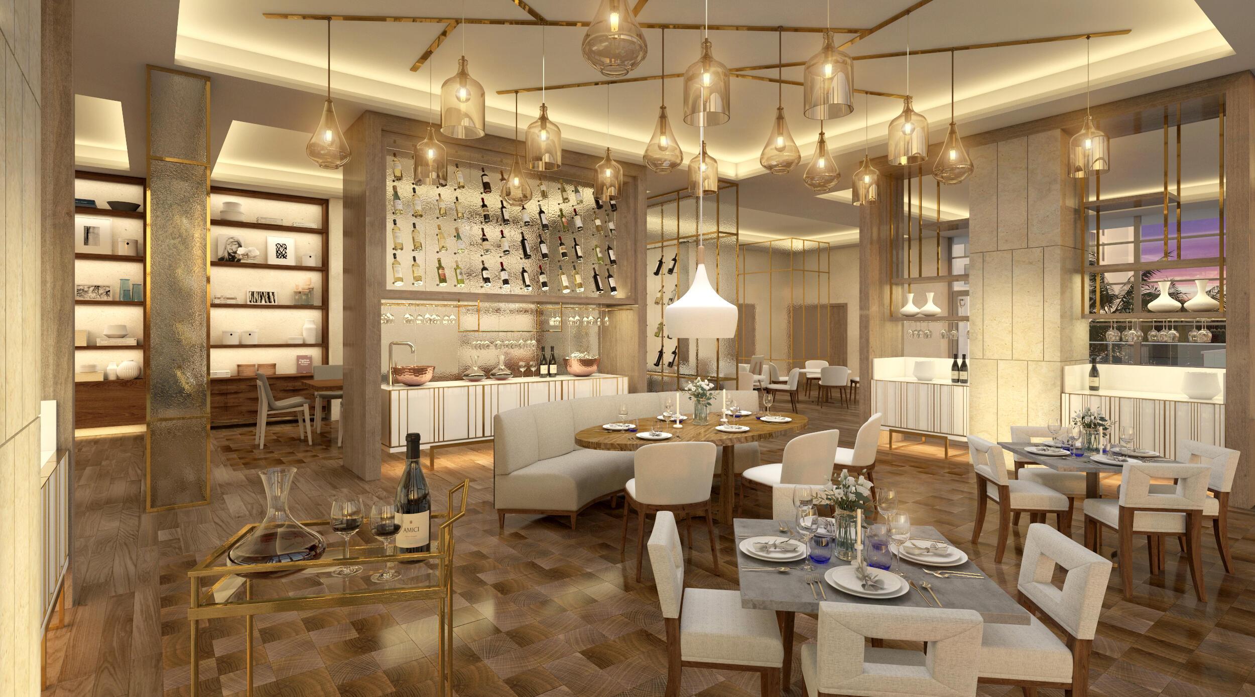 5.Resort Restaurant