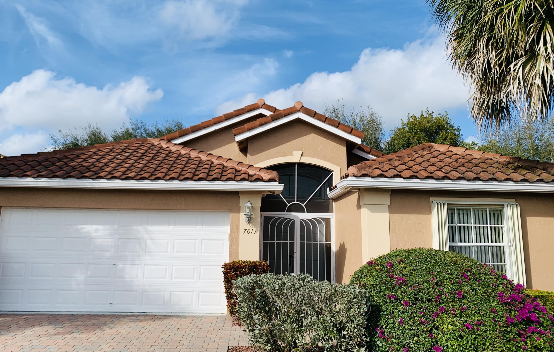 7611 Viniste Drive  Boynton Beach FL 33472
